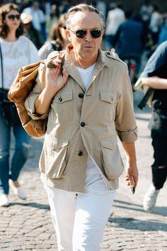 Mens Fashion Blog, Best Mens Fashion, Dope Fashion, Cool Street Fashion, Street Style, Safari Costume, Travel Blazer, Best Dressed Man, Safari Jacket