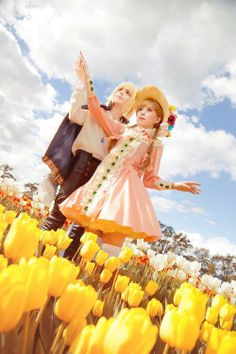 Cosplay -- Howl's Moving Castle!