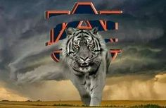 There's a storm brewing on the plains!