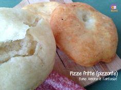 Pizze fritte abruzzesi (frittelle da farcire)
