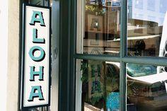 Hawaii's coolest shops are tucked away in the artsy district behind Honolulu's sunny shoreline Waikiki Beach, Honolulu Hawaii, Oahu, Aloha Spirit, Hawaiian Islands, Lanai, Big Island, Things To Do, Awesome