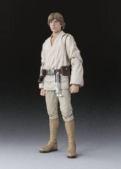 S.H.Figuarts Star Wars Luke Skywalker (A NEW HOPE) | 4549660052012