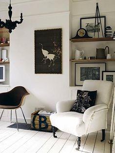 simple-living-livingroom by recent settlers