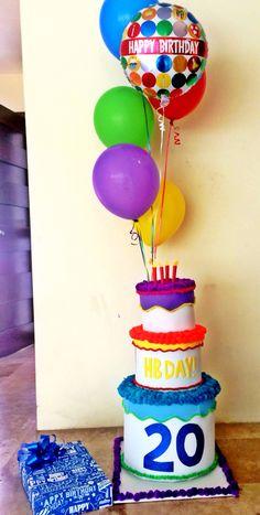 Bday cake.
