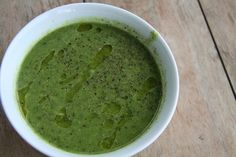 Gwyneth Paltrow's Broccoli and Cheese Soup
