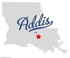 The Town of Addis is just 10 miles outside of Baton Rouge and recently celebrated their 100th anniversary of their founding! The perfect, quaint, small. historical town to move to when considering moving to Baton Rouge.