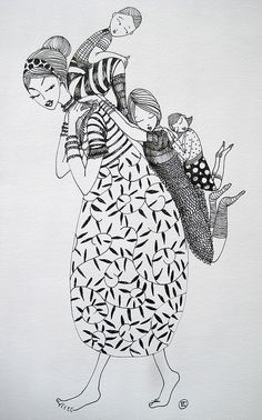 A mother's LOAD by @Charlotte Willner Willner Carnevale Carnevale Carnevale Carnevale Carnevale Hamilton