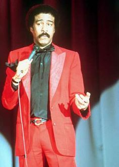 The first time Richard Pryor performed 'Live on the Sunset Strip' after his burn incident, he bombed. The next night he gave the same audience a do over performance and killed it. That taping earned an initial $80M in the box office.
