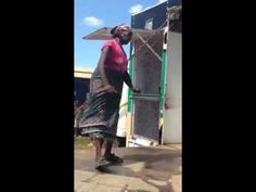 funny african old women