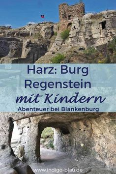 Harz mit Kindern: Burg Regenstein ist das perfekte Ausflugsziel - REISE / Urlaub mit Kindern - The ruined castle of Regenstein is located near Blankenburg. A place perfect for children and families. More at www. Camping With Kids, Camping Ideas, Holiday Destinations, Travel Destinations, City Of Petra, Voyage New York, Jordan Travel, Camping Photography, Family Photography