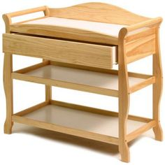 Storkcraft Aspen Changing Table with Drawer - 00524-584