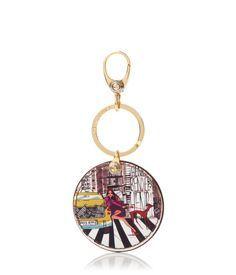 Bendel Girl Keychain