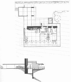 Sturges House 1939 by architect Frank Lloyd Wright Skyeway Road Brentwood Los Angeles Modern Architecture. Pinned by Secret Design Studio, Melbourne. www.secretdesignstudio.com