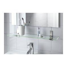 GRUNDTAL Glashylla - -, 60 cm - IKEA