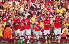 Arsenal 1 Spuds 0 - North London is RED!