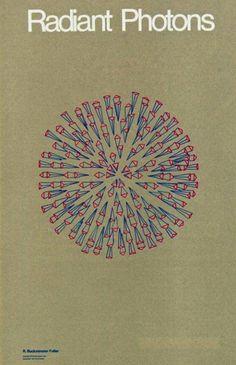R. Buckminster Fuller. Radiant Photons. 1977.