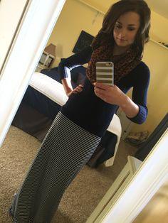 Modern Modesty!