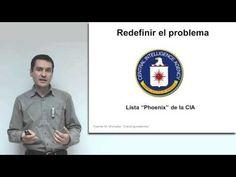 Técnicas de Creatividad: Módulo 4 - Lista phoenix de la CIA. Phoenix, Baseball Cards, Creative, Ideas, Critical Thinking, University, Learning, Thoughts