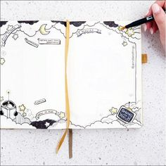 Space theme with reading and watching TV Instagram source (jannplansthings) . . . . #plannercommunity #plannerlife #plannerinspiration #prettyplanner #planning #plannerstickers #bulletjournalinspiration #bujoinspo #bulletjournal #bujo #bujolayout #bujojunkies #showmeyourplanner