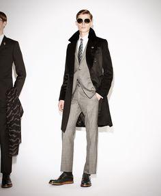 Louis Vuitton Men's PF '13 Look 36