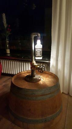 Jack Daniels Stehleuchte