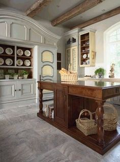 The other side of wonderful kitchen...love this!
