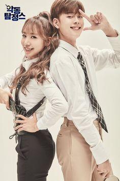 Apink's Namjoo, Yoo Seon Ho, And Ahn Hyung Seob Are On The Case In New Web Drama Posters | Soompi