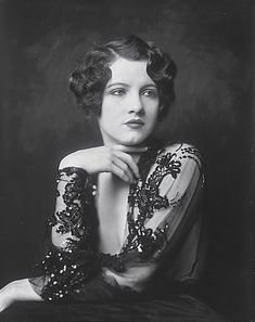 Jean Ackerman (1893-1978). American film actress with a career dating from the silent film era through the 1950s. She was perhaps best known as the estranged wife of silent film star Rudolph Valentino. Photo by Alfred Cheney Johnston, ca1920's.