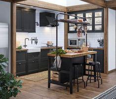 Interior Styling, Interior Design, House Windows, Elle Decor, Home Furnishings, Kitchen Remodel, Home Furniture, Kitchen Decor, Family Room