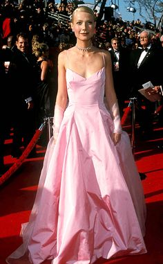 Gwyneth Paltrow from 50 Years of Oscar Dresses: Best Actress Winners From 1954 - 2014 | E! Online