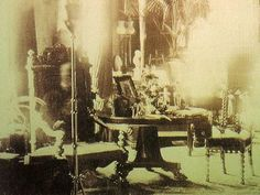 Lord Combermere's Ghost at Combermere Abbey and the Paranormal Scary Ghost Pictures, Creepy Pictures, Ghost Photos, Ghost Images, Creepy Images, Ghost Photography, Spirit Photography, Lord, Images Terrifiantes