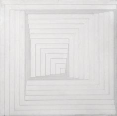 Untitled, 1961 / Bridget Riley