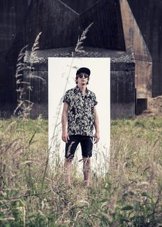Edwin Europe Spring/Summer 2015 Lookbook