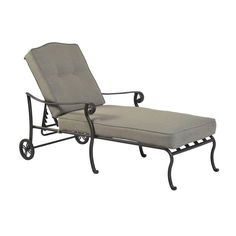 rona lounge chair 310 outdoor chaise bed pinterest