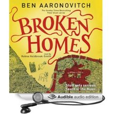 Broken Homes by Ben Aaronovitch, read by Kobna Holdbrook-Smith. Another re-listen. Can't wait for no.5 to come out.