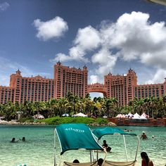 Atlantis Paradise Island Casino & Resort in Paradise Island, PI