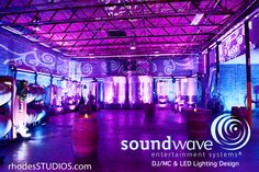 Orlando's Quantum Leap Winery with LED Lighting by Soundwave, www.djsoundwave.net.  We used 24 LED Wash Lighting, 24 LED Spotlights, 4 Textures  #soundwave  #orlandowedding  #orlandodj  #orlandoweddinglighting  #orlandolighting  #ledlighting  #weddinglighting