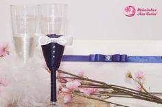 Flutes para Brinde dos Noivos -  Casamentos