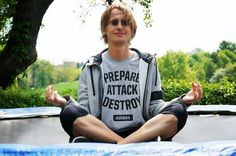 Time for yoga. Om!  #yoga #om #yogalove #yogaeverywhere #stayhealthy #model #modelling #modellife #alexanderhölzl #me