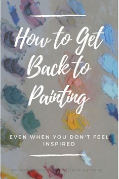 Feeling a lack of and in your ? Struggling to push and is something most go through. You need a step by step for getting out of the painting rut and back to work! Acrylic Painting Techniques, Painting Lessons, Art Techniques, Art Lessons, Painting & Drawing, Matte Painting, Drawing Tips, Art Inspiration Drawing, Inspiration Boards