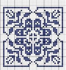 Maravilhas do ponto cruz: Mosaico