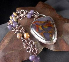 Amethyst Sage Necklace - Mixed Metal | Flickr - Photo Sharing!