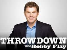 LOVE Throwdown & Bobby Flay!