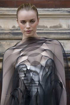 Fashion in Motion: Central St Martins graduates 2008 - Victoria and Albert Museum