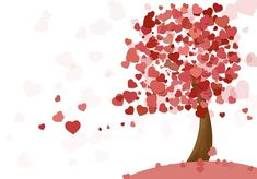 Free Image on Pixabay - Heart, Tree, Love, Valentine'S Day Couple Party Games, Cute Valentines Day Quotes, Greeting Card Companies, Heart Tree, Other Mothers, Valentine's Day Quotes, Qoutes, Chart Design, Family Day