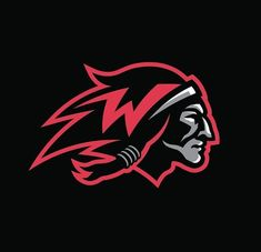 College Football Logos, Master Of Fine Arts, Rock Hill, Sports Logo, Shirt Ideas, Badge, Graphic Design, School, Shirts