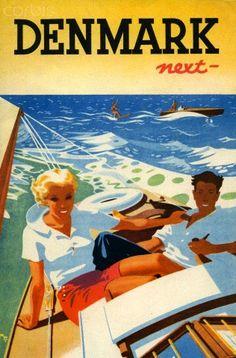 DENMARK - Brochure from 1936
