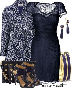 """""""Printed Trench"""" by amo-iste on Polyvore"""