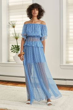 A Peace Treaty Resort 2019 New York Collection - Vogue