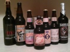 He Said/She Said #StoutDay Edition Beer Review (by Sara Bryce) #LadiesofCraftBeer